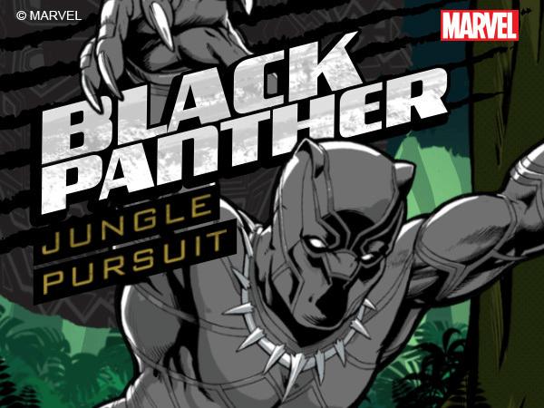 Play Black Panther: Jungle Pursuit