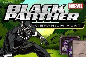 Play Black Panther: Vibranium Hunt