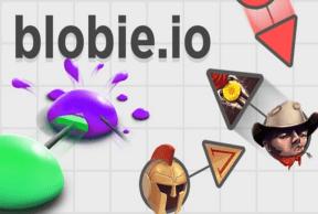 Play Blobie.io