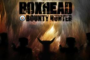 Play Boxhead Bounty Hunter