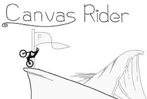 Play Canvas Rider