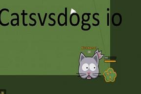 Play CatsVSDogs.io