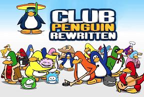Play Club Penguin Rewritten
