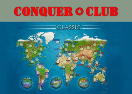 Play Conquer Club