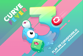 Play CurveFever.io