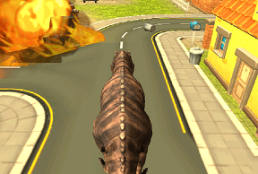 Play Dinosaur Simulator: Dino World