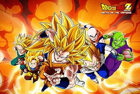Play Dragon Ball Z Online