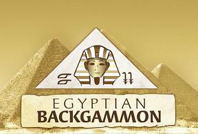 Egyptian Backgammon