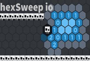 Play HexSweep.io