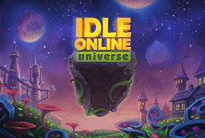 Play Idle Online Universe