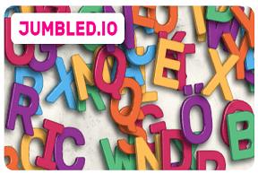 Play Jumbled.io