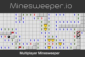 Play MineSweeper.io