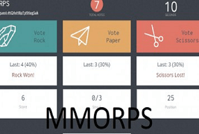 Play MMORPS.io