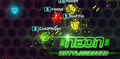 Neon Battle Ground