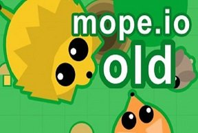 Play Old Mope.io