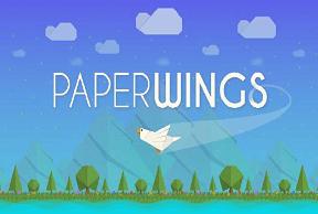 Play Paper Wings