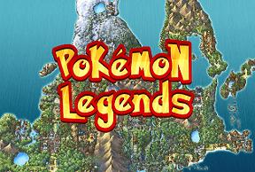 Play Pokemon Legends