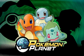 Pokemon Planet - GleamPlay com