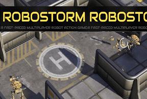 Play Robostorm.io
