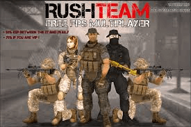 Play Rush Team