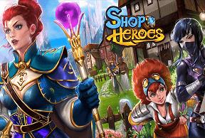 Play Shop Heroes