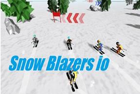 Play SnowBlazers.io