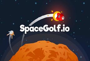 Play SpaceGolf.io