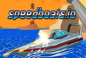 Play SpeedBoats.io