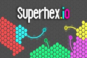 Play SuperHex.io