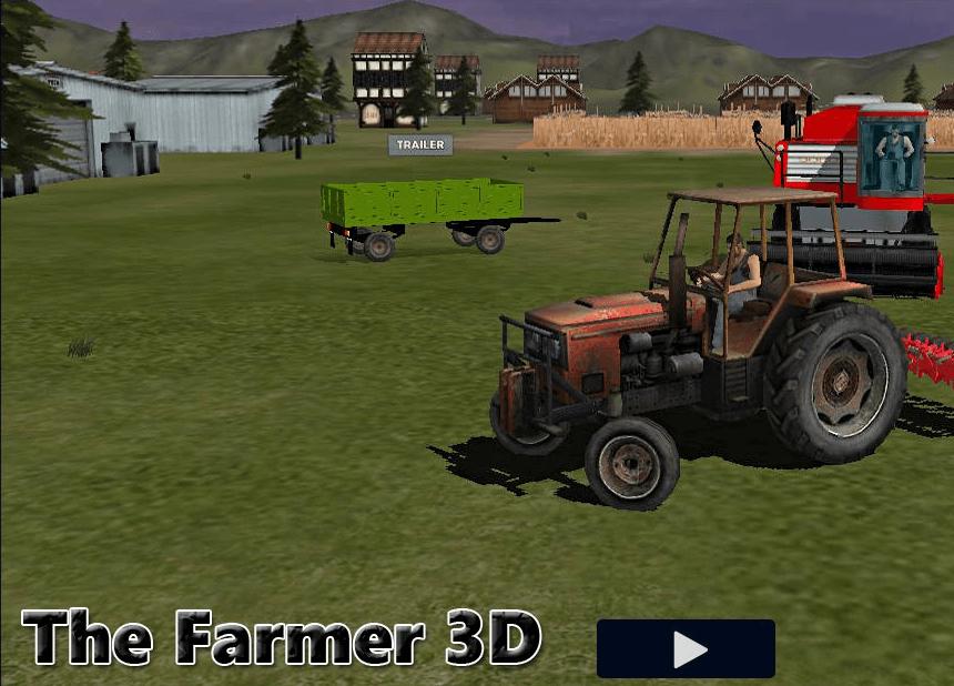 Play The Farmer 3D