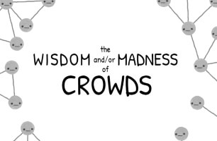 Play The Wisdom and/or Madness of Crowds