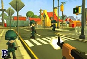 Play Toon Soldiers