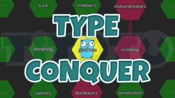 Play Type N' Conquer