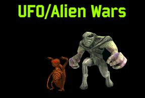 Play UFO Alien Wars
