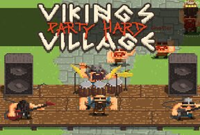 Play Vikings Village: Party Hard!