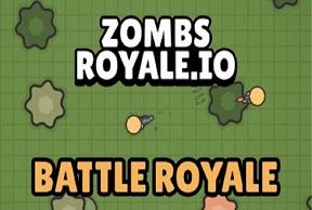 Play ZombsRoyale.io